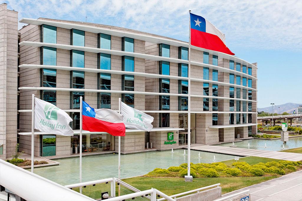 Hotel Aeroporto Santiago